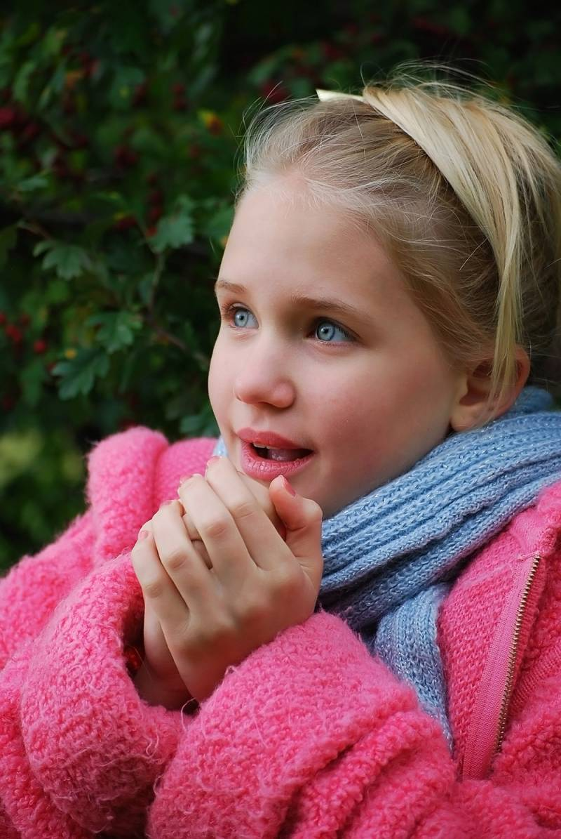 Анастасия Матвеева - Дети - Дети. Актеры и модели